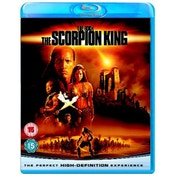 The Scorpion King Blu-ray