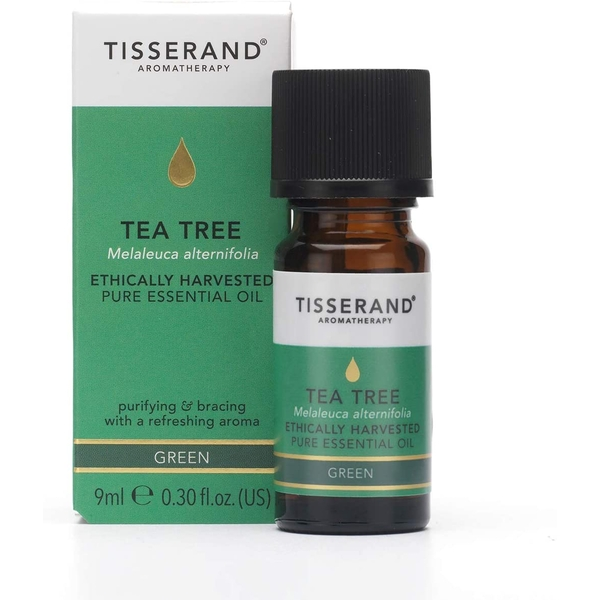 Tisserand Aromatherapy Tea Tree Ethically Harvested Essential Oil 9ml