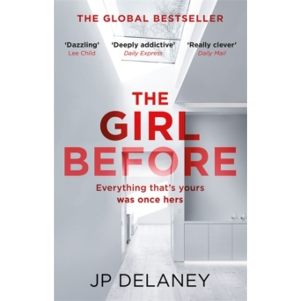 The Girl Before (Paperback, 2018)