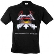 Metallica Master of Puppets Unisex Medium T-Shirt - Black