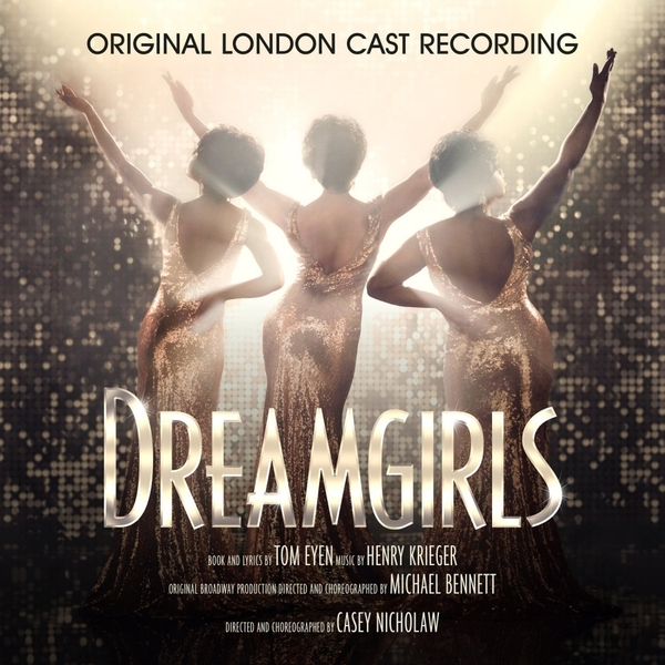 Dreamgirls - Original London Cast Recording CD