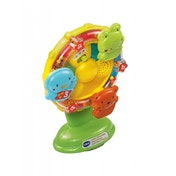 Vtech Baby Little Friendlies Little Friendlies Sing Along Spinning Wheel