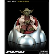 Sideshow Collectibles Yoda Jedi Master Order of the Jedi Sixth Scale figure