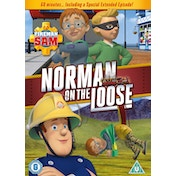 Fireman Sam: Norman On The Loose DVD