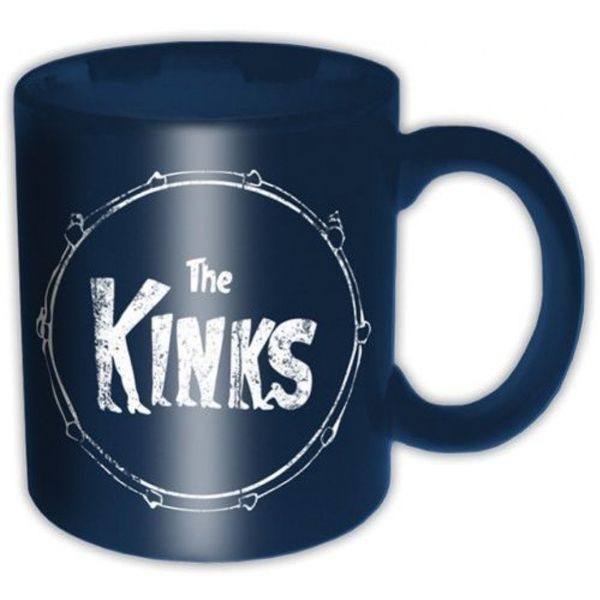 The Kinks - Boots Drum Boxed Standard Mug