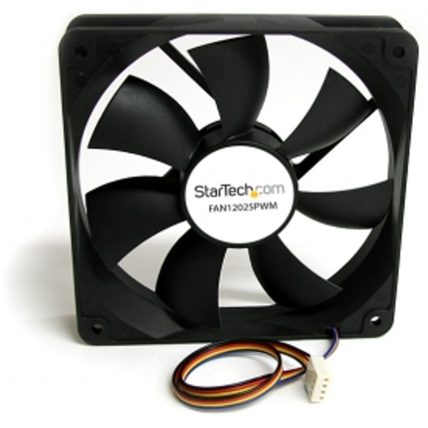 StarTech 120x25mm Computer Case Fan with PWM Connector