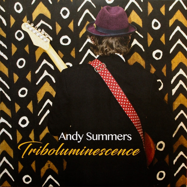 Andy Summers ‎– Triboluminescence Vinyl