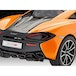 McLaren 570S (Cars) 1:24 Scale Level 3 Revell Model Kit - Image 3