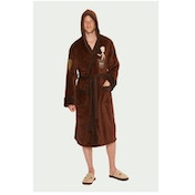 Marvel Guardians of the Galaxy Groot Mens Bathrobe