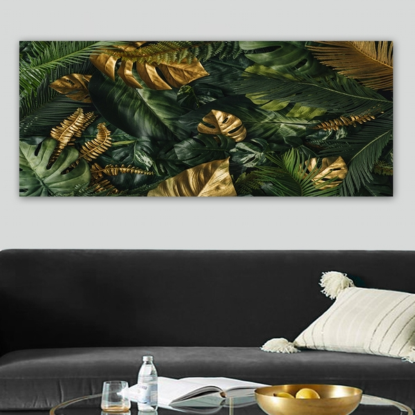 YTY1457878745_50120 Multicolor Decorative Canvas Painting