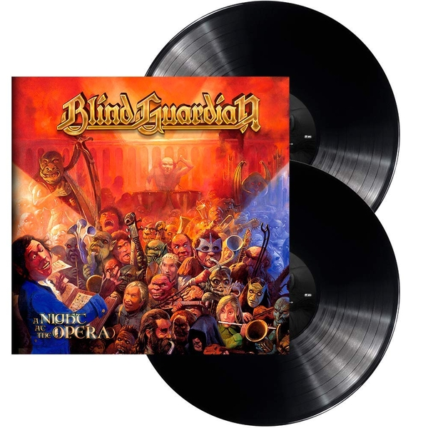 Blind Guardian - A Night At The Opera (Remixed & Remastered Edition) Vinyl