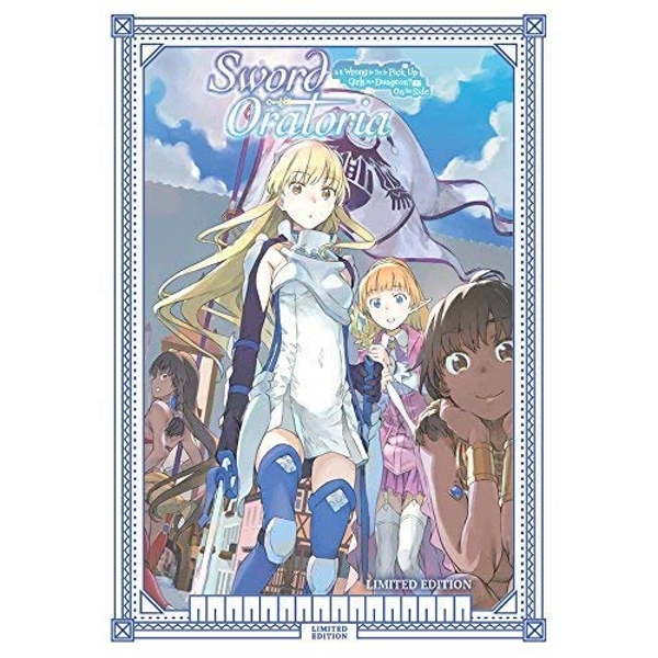 Sword Oratoria - Collectors Edition Blu-ray