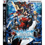 BlazBlue Calamity Trigger Game PS3 (#)