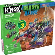 K'Nex Beasts Alive Insectra Building Set