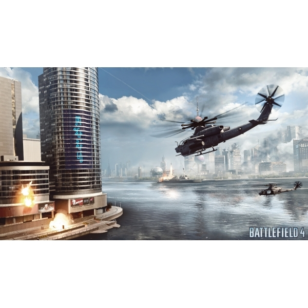 Battlefield 4 Game + China Rising Expansion Pack DLC Xbox 360 - Image 4