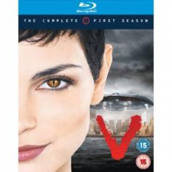 V Complete First Season Blu-Ray