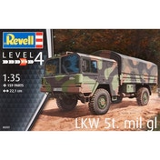 LKW 5t. mil gl 1:35 Revell Model Kit
