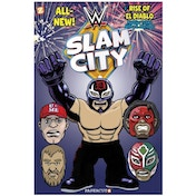 WWE Slam City #2: The Rise of El Diablo