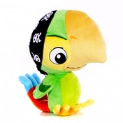 Jake and the Neverland Pirates - Skully 10 Inch Soft Toy