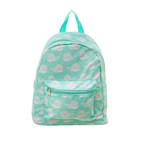 Sass & Belle Alma Narwhal Backpack