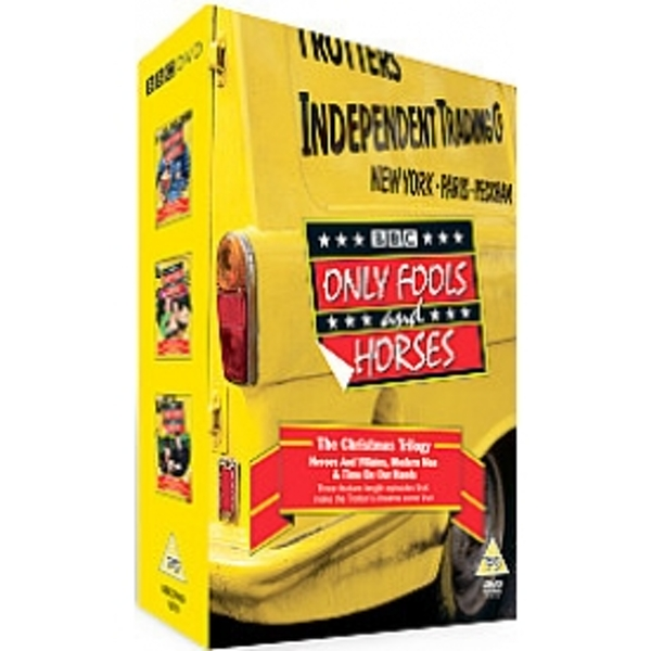 Only Fools And Horses - 1996 Christmas Trilogy DVD