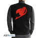 Fairy Tail - Emblem Men's X-Large Hoodie - Black - Image 2