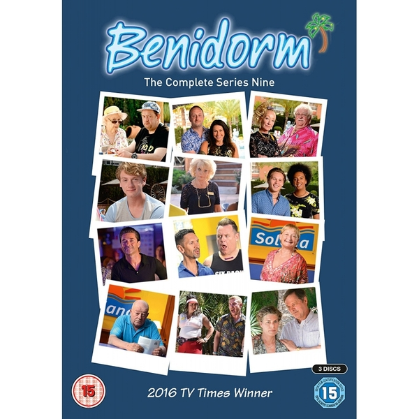 Benidorm - Series 9 DVD