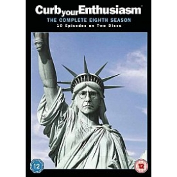 Curb Your Enthusiasm Complete HBO Seasons 8 DVD