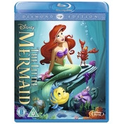 The Little Mermaid Diamond Edition Blu-ray