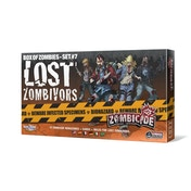 Zombicide Lost Zombivors Board Game