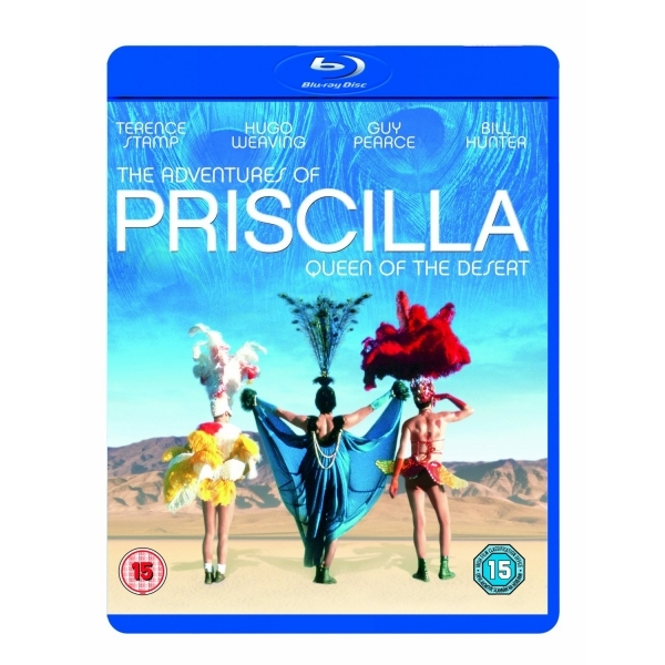 The Adventures Of Priscilla Queen Of The Desert Blu-ray