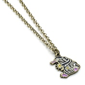 Enamel Niffler Charm Necklace