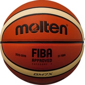 Molten BGMX Match Basketball - FIBA Approved Size 6