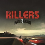 The Killers Battle Born CD