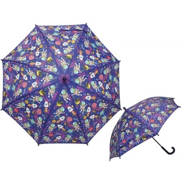 Outer Space Childrens Umbrella