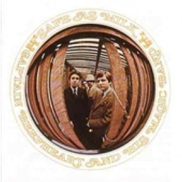Captain Beefheart Safe As Milk CD
