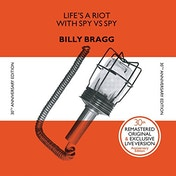 Billy Bragg - Lifes A Riot With Spy Vs. S Vinyl