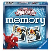 Marvel Ultimate Spider-man Mini Memory Game
