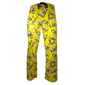 Spongebob Squarepants 'Geek Chic' Loungepants Medium One Colour