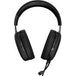 Corsair HS50 Stereo Gaming Headset PC/PS4/Xbox Black - Image 3