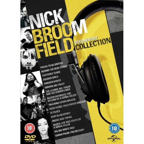 Nick Broomfield Documentary Collection DVD