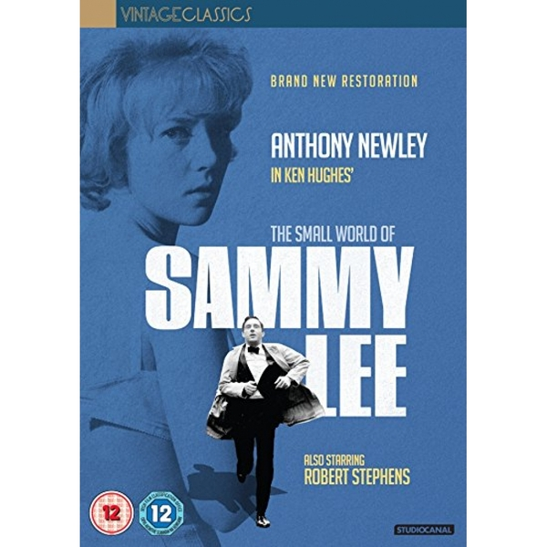 The Small World Of Sammy Lee DVD (Digitally Restored)