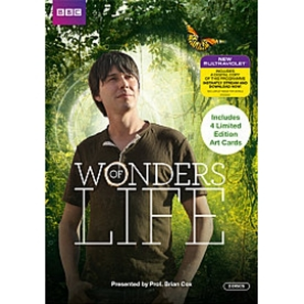 Wonders Of Life DVD