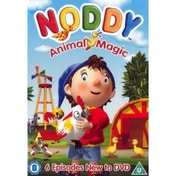 Noddy Animal Magic DVD