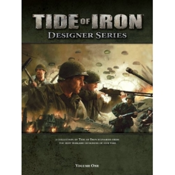 Tide of Iron Exp Design Series Book