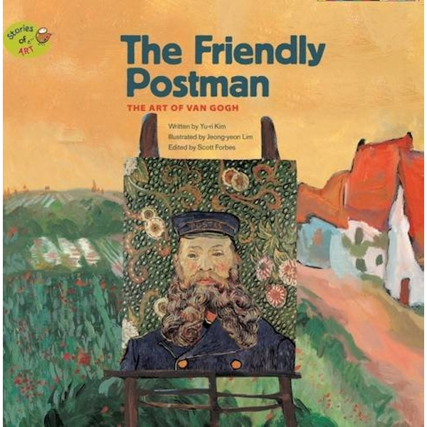 The Friendly Postman: The Art of Van Gogh by The ChoiceMaker Pty Limited (Paperback, 2016)