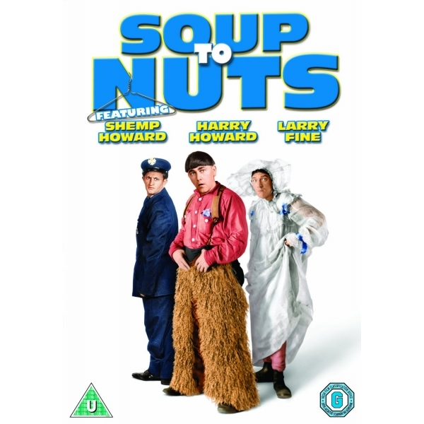 Soup to Nuts DVD
