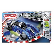 Meccano Turbo - Evolution Blue
