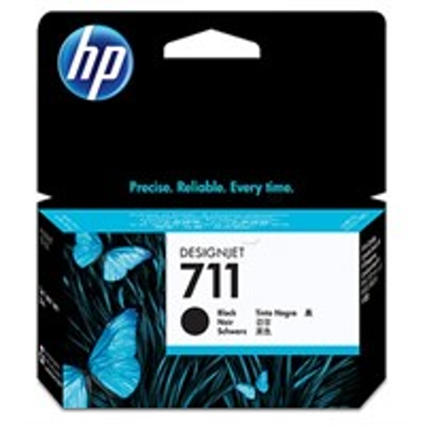 HP CZ133A (711) Ink cartridge black, 80ml - Image 1