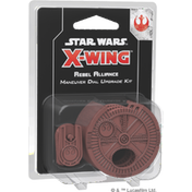Star Wars X-Wing Second Edition Rebel Alliance Maneuver Dial Upgrade Kit Board Game